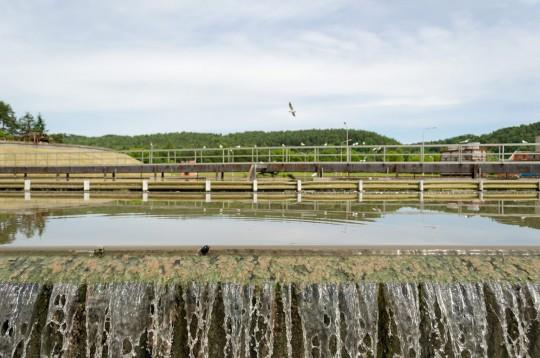 Aquaculture Pond