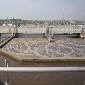 Wastewater Odor Control